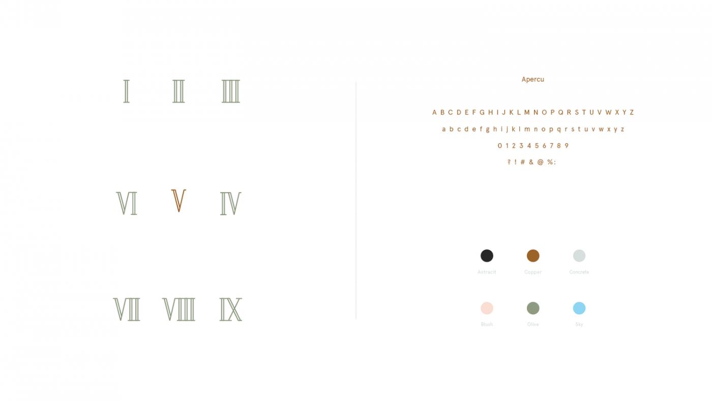 FEM Brand Design by upstruct
