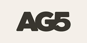 AG5 Logo / Brand Design by upstruct