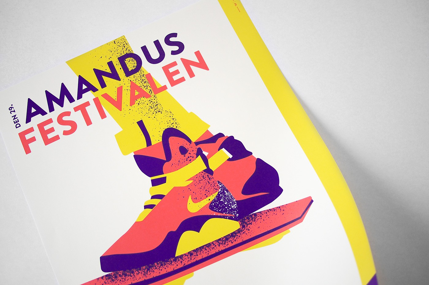 amandus 2016 poster design by upstruct