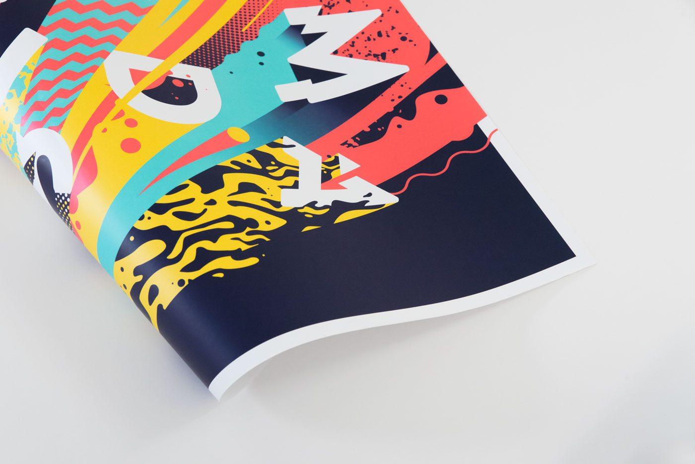 Amandus Film Festival Poster Design by upstruct