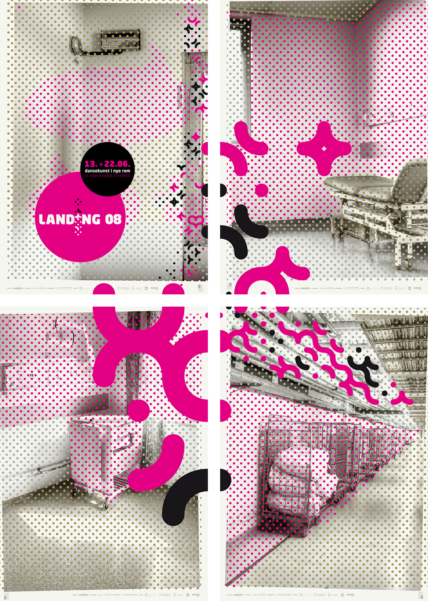 Landing Posters by upstruct