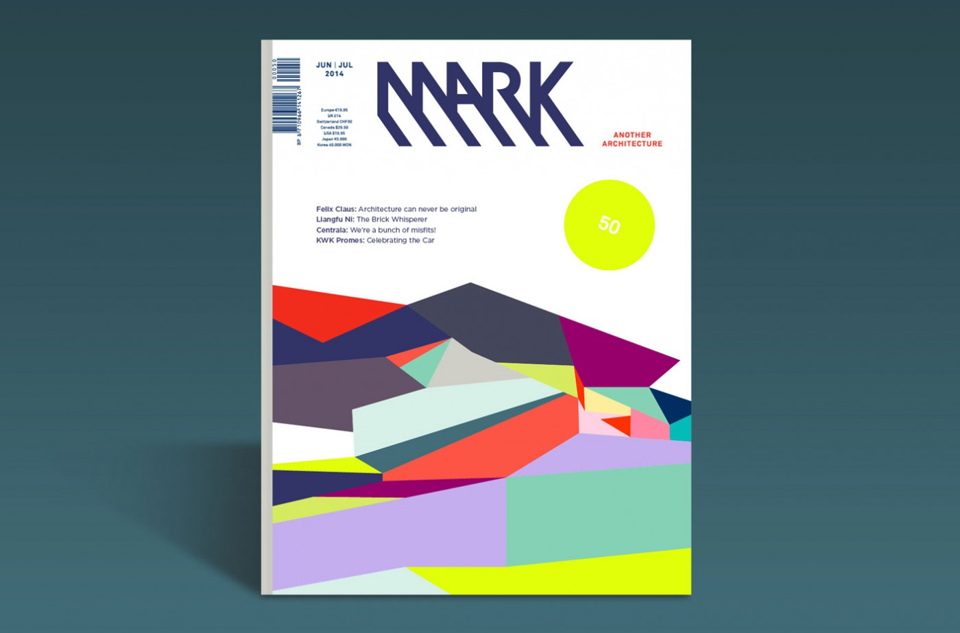 Mark 50 Cover by upstruct and muskat