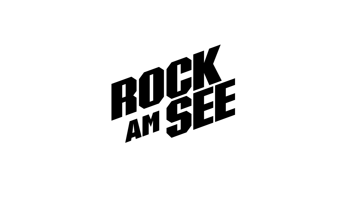ROCK AM SEE logo by upstruct