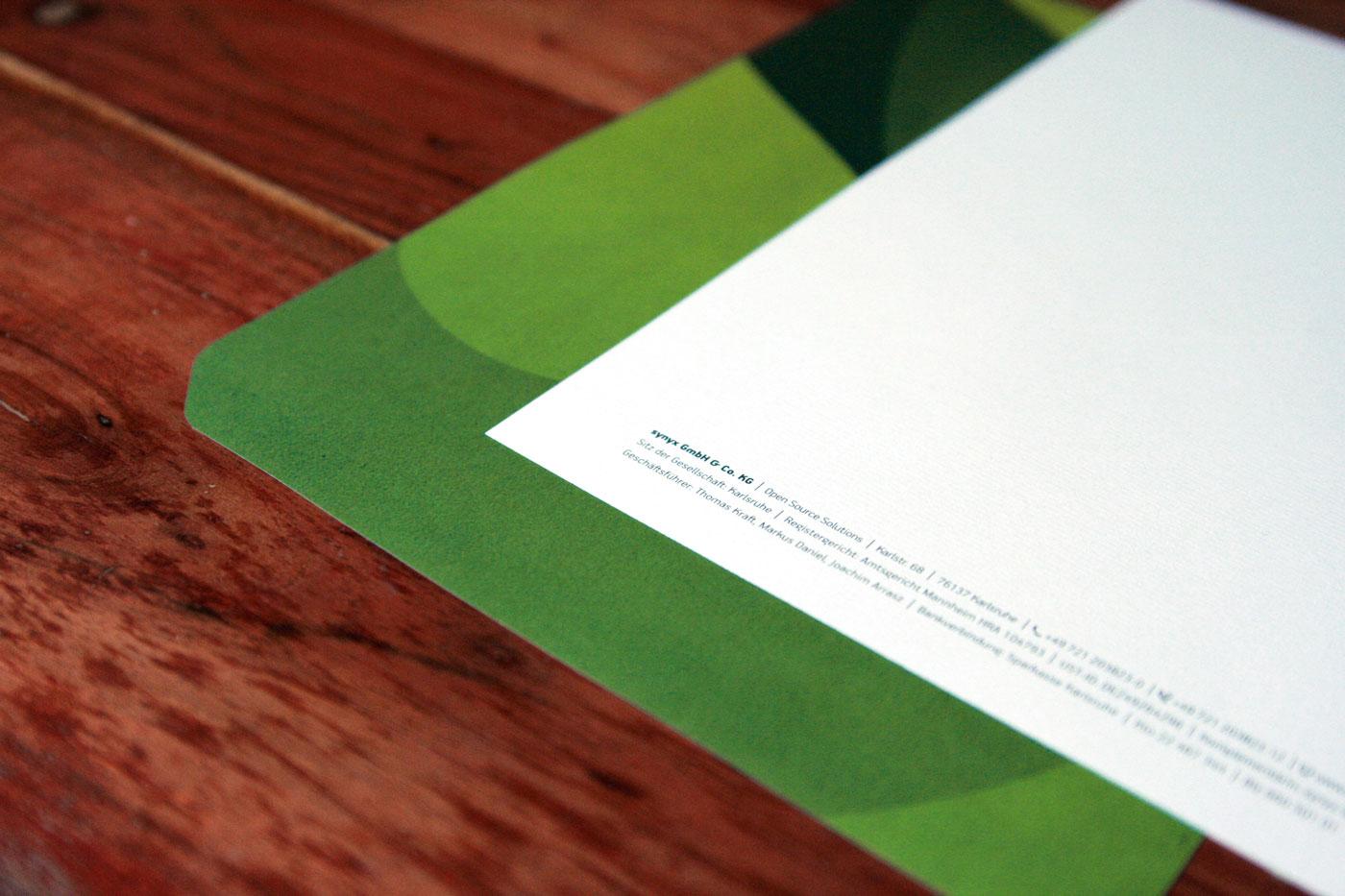 Synyx - Brand Design - upstruct