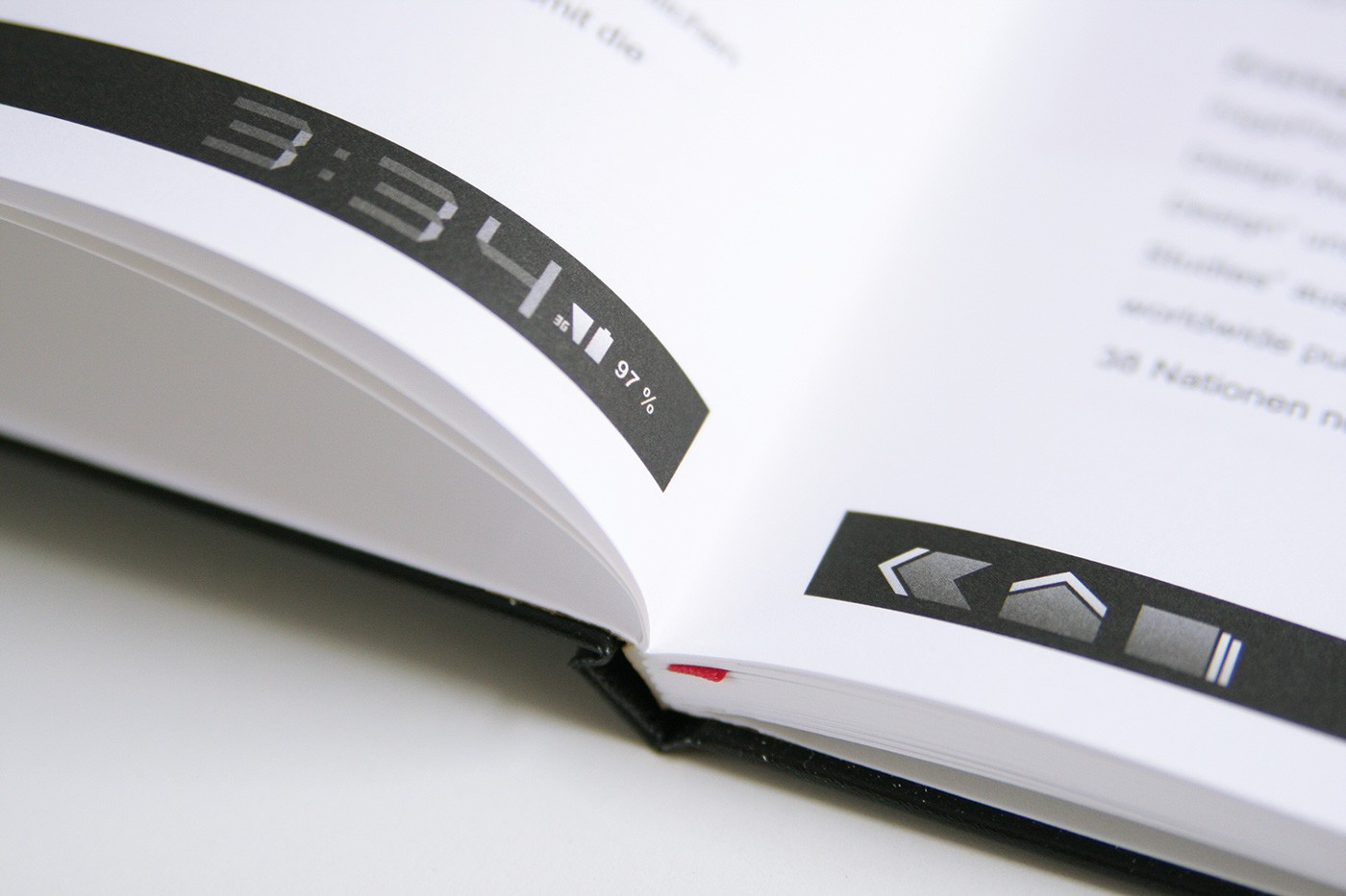 Telekom Book Design by upstruct
