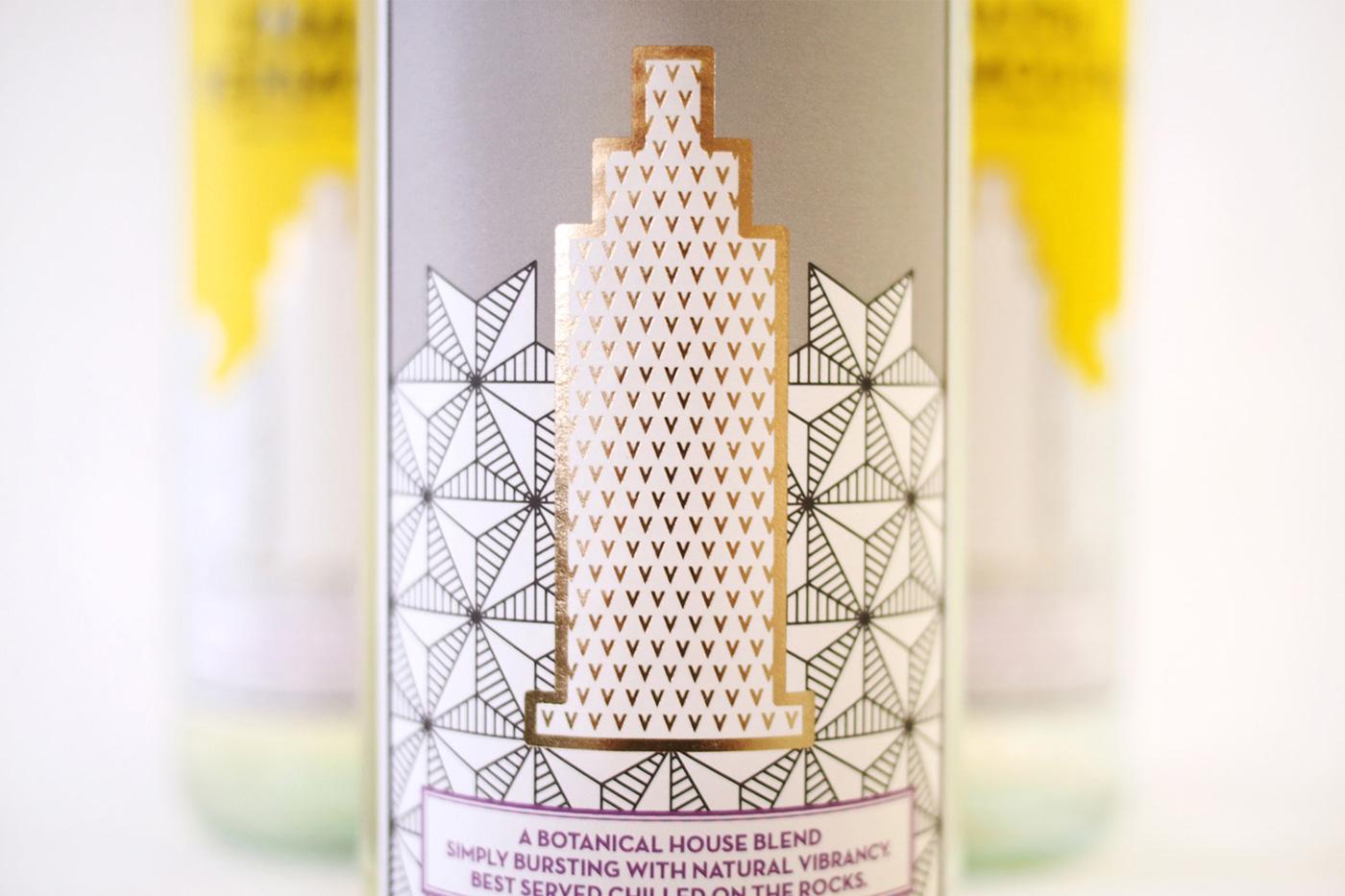ZNAIDA vermouth design by upstruct